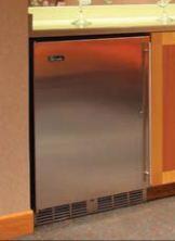 Perlick  HA24FB1L Upright Freezer Stainless Steel, 1