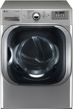 LG  DLEX8100V Electric Dryer Chrome, Main Image