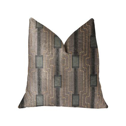 Plutus Brands Gusto Square PBRA23242026DP Pillow, PBRA2324