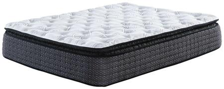 Limited Edition Pillowtop Collection M62731 Queen Mattress with 4-Way Stretch Knit Cover  15-Gauge Wrapped Coils and Super Soft Quilt Foam in