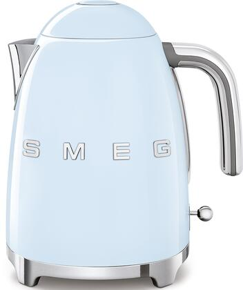 KLF03PBUS 50's Retro Style Electric Kettle with 7 Cup Capacity Stainless Steel Body 1500 Watt Power in Pastel
