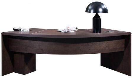 VIG Furniture Modrest Highland VGWCS518 Office Desk Brown, Office Desk