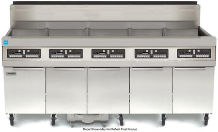 Frymaster HD50G SCFHD550G Commercial Fryers and Oil Filtration Stainless Steel, Main Image