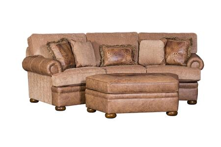 Chelsea Home Furniture Hani 397500LFAC1051GRER Stationary Sofa Beige, 397500LFAC1051GRER  Front