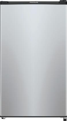Frigidaire  FFPE3322UM Compact Refrigerator Stainless Steel, Main Image