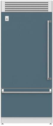 Hestan  KRPL36GG Bottom Freezer Refrigerator Slate, Main Image