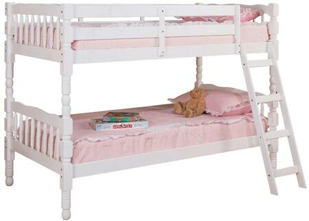 Acme Furniture Homestead 02298 Bed White, Bed