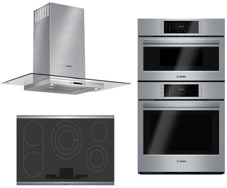 Bosch Benchmark  902712 Kitchen Appliance Package & Bundle Stainless Steel, 1