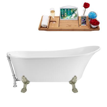 Streamline  N342BNKCH Bath Tub White, N342BNK CH 1