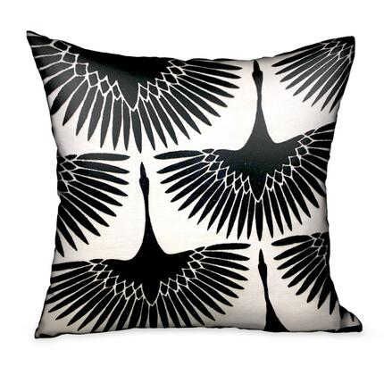 Plutus Brands Black Swan PBDU19112026DP Pillow, PBDU1911