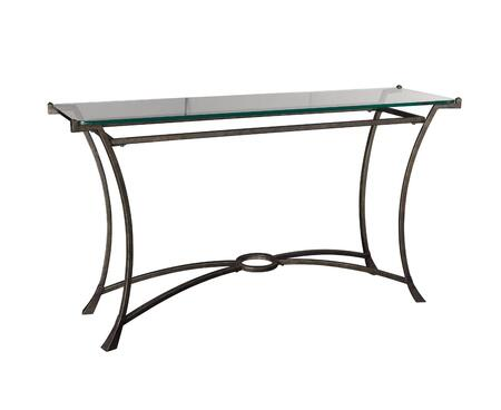 Sutton Collection T30026-T3002689-00R Sofa Table in Dark Burnished
