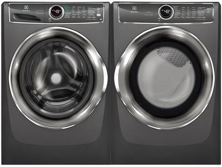 Electrolux  904019 Washer & Dryer Set Slate, 1
