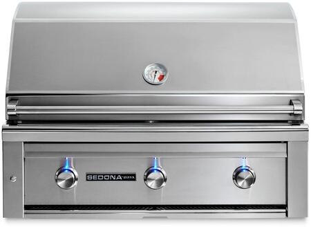 Lynx Sedona L600PSLP Liquid Propane Grill Stainless Steel, Main Image