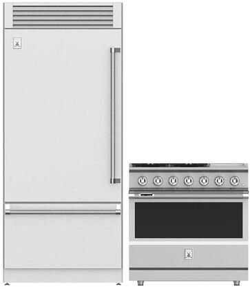 Hestan 1045192 Kitchen Appliance Package & Bundle Stainless Steel, main image