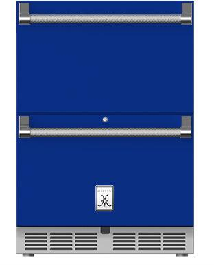 Hestan  GRFR24BU Drawer Refrigerator Blue, Main Image