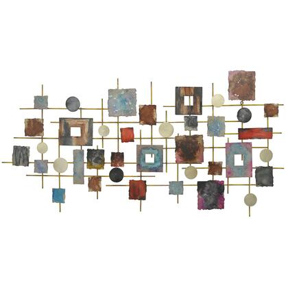 Plutus Brands  PBTH94346 Wall Art Multi Colored, PBTH94346
