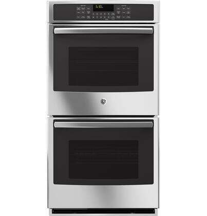 GE Profile PK7500SFSS Double Wall Oven Stainless Steel, Main Image