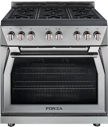Forza  FCK36STAINLESS Color Option , 1
