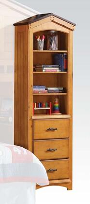 Acme Furniture Tree House 10163 Bookcase Brown, Bookcase