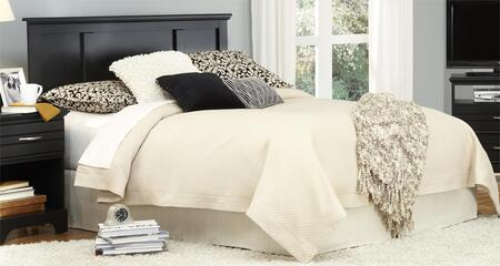 Carolina Furniture Platinum 51745098250079091 Bed White, Main Image