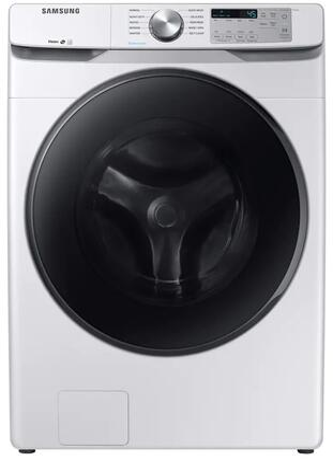 Samsung WF45R6100AW Washer White, Main Image