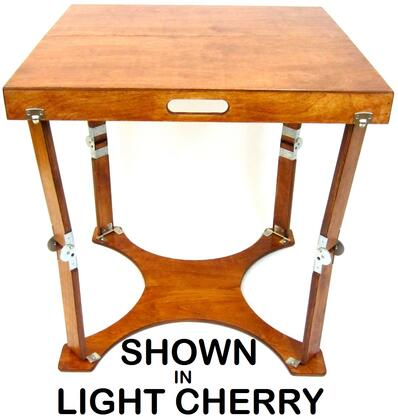Spiderlegs  HD2626NB Desk , Shown in Light Cherry