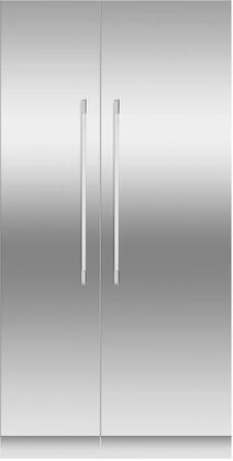 Fisher Paykel  966261 Column Refrigerator & Freezer Set Stainless Steel, Main Image