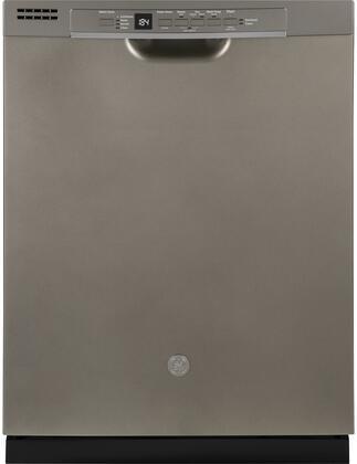 GE  GDF530PMMES Built-In Dishwasher Slate, Main Image