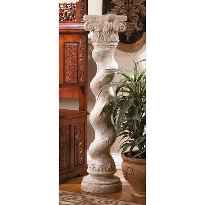 Design Toscano  NE60303 Decorative Pedestals , NE60303 1