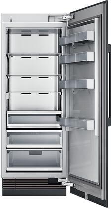 "Dacor Contemporary DRR30980RAP Column Refrigerator Panel Ready, DRR30980RAP 30"" Modernist Column Refrigerator"