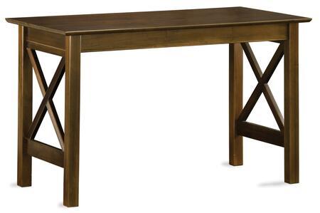 Atlantic Furniture Lexi AH11234 Desk Brown, AH11234 SILO 30