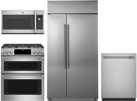 Cafe 1124949 Kitchen Appliance Package & Bundle Stainless Steel, main image