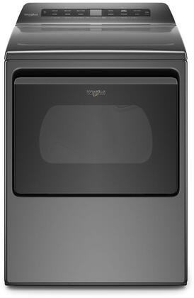 Whirlpool  WED5100HC Electric Dryer Gray, WED5100HC Electric Dryer