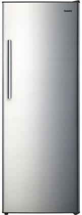Galanz  GLF11US2A16 Upright Freezer Stainless Steel, GLF11US2A16 Convertible Upright Freezer