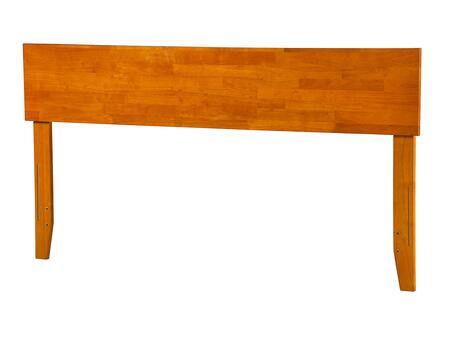 Atlantic Furniture Orlando AR281857 Headboard Brown, AR281857 SILO F 180