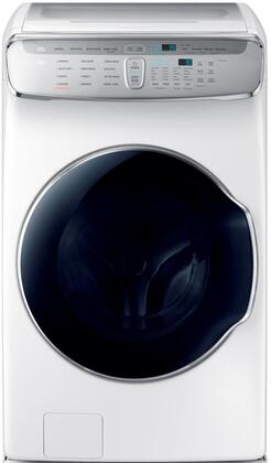 Samsung WV60M9900AW 6.0 Total Cu. Ft. White FlexWash Washer