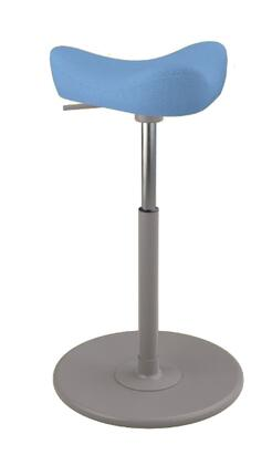 Varier Move Small MOVESMALL2700FAME66118GRYMEGRY Office Stool, Main Image