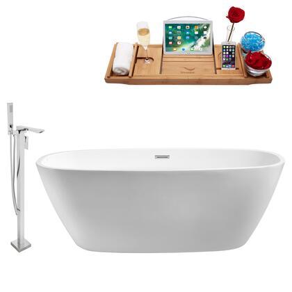Streamline NH700140 Bath Tub, NH700 140 1T