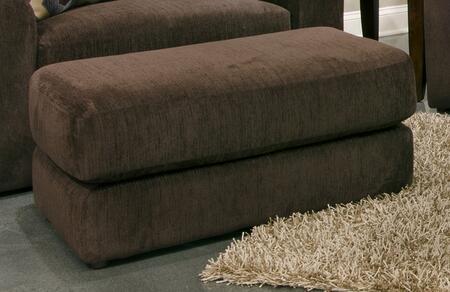 Jackson Furniture Sutton 328910284409 Living Room Ottoman Brown, Main Image