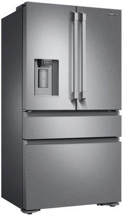 """Dacor Heritage DRF36C100SR 36"""" Heritage Series Counter Depth French Door refrigirator"""