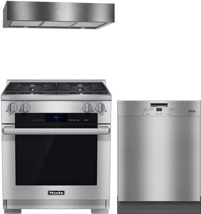 Miele 888251 Kitchen Appliance Package & Bundle Stainless Steel, main image