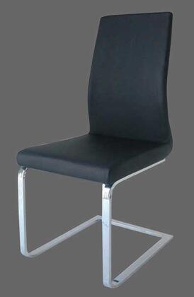 Grako Design  KRCS386BLACK Dining Room Chair Black, Main Image