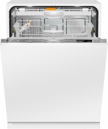 Miele Lumen G6880SCVI Built-In Dishwasher Panel Ready, G6880SCVI Fully-Integrated, ADA Dishwasher