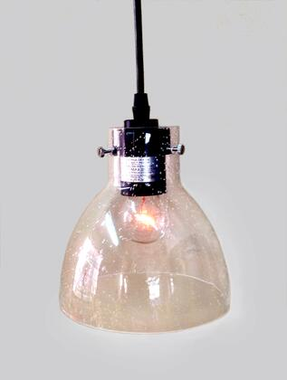 HomeRoots 241858 Ceiling Light Clear, Main Image