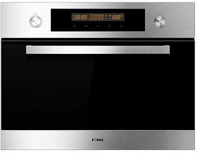 Fotile SCD26D1 Single Wall Oven Stainless Steel, SCD26D1 Steam Oven