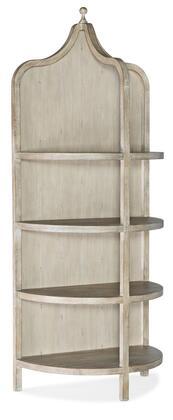 Hooker Furniture 5837-10 58371044585 Bookcase, Silo Image