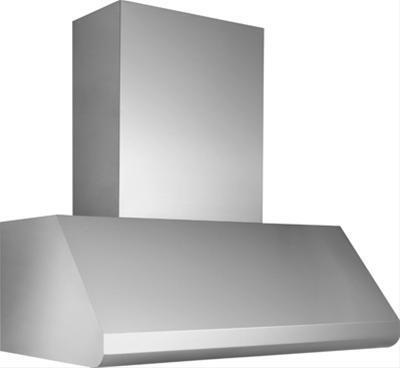 Best  WPD39M48SB Wall Mount Range Hood Stainless Steel, Main Image