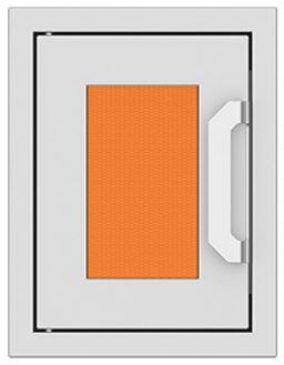 AGPTD16-OR 16″ Citra Orange Paper Towel Dispenser with Marquise Accent