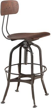 Acme Furniture Kaeso 72382 Bar Stool Brown, 1