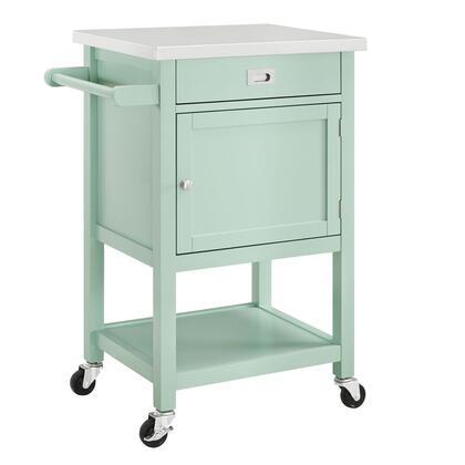 Linon 46491801U Serving Carts, 1